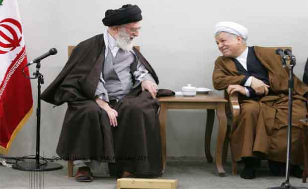 Ayatollah Khamenei's Message on the Passing Away of Ayatollah Hashemi Rafsanjani