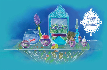 Nowruz, An Iranian Tradition as Long as the History